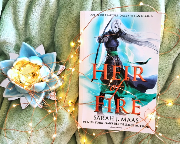Heir of Fire –Review